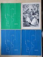 JOB LOT VINTAGE 1960's SHEFFIELD THEATRE PROGRAMMES - SADATA