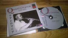 CD JAZZ Johnny Dodds-quadromania 4cd (84) canzone membrana