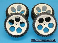 4x 1:6 Off-Road Reifen für Carson Attack und Carson Touareg