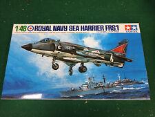 Tamiya 1/48 Hawker Sea Harrier FR81 Kit