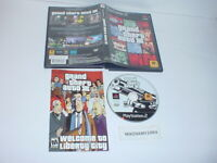GRAND THEFT AUTO III (3) game complete in case w/ Manual- Sony PLAYSTATION 2 PS2