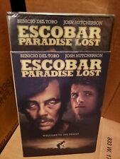 ESCOBAR: PARADISE LOST NEW W/SLIPCOVER DVD