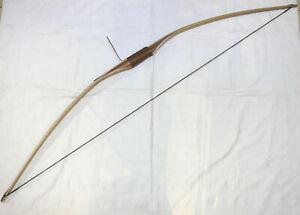 "Cartel Langbogen Viper Hellbraun / DLX, RH, 68"" 55-60lbs, inkl. Sehne"