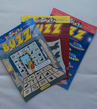 Maths Magazines Buzz 7, 8 & 9 (3 New back issues) for 6 - 10 yr olds