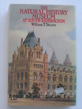The Natural History Museum at South Kensington by William T Stearn. PB/ILLUS.
