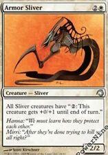 1 PreCon FOIL Armor Sliver - White PDS Slivers Mtg Magic Uncommon 1x x1