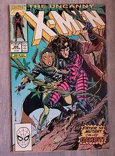 The Uncanny X-Men #266 (Aug 1990, Marvel) 1st Appearance of Gambit!
