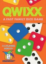 Gamewright: Qwixx game (New)