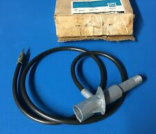 NOS GM 1963 64 OLDSMOBILE MANUAL ANTENNA LEAD IN CABLE MOUNT ASSEMBLY STARFIRE