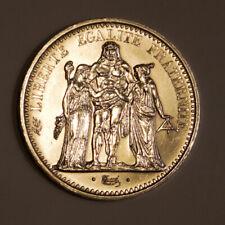 10 Francs HERCULE - 1970 - 25g - Argent 900% - Etat Splendide / FDC - Cote 50€