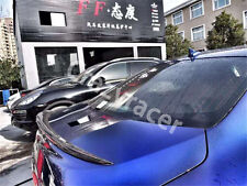 Carbon Fiber Rear Trunk Spoiler Boot Wing for Maserati Ghibli 2013-2016