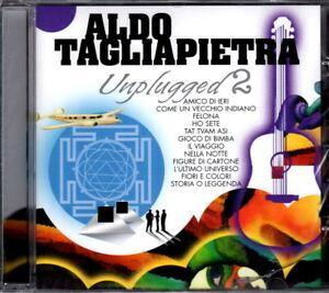 ALDO TAGLIAPIETRA (Le Orme) -  Unplugged 2  (2011)  CD  SIGILLATO