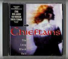 The Chieftains ‎– The Long Black Veil / CD (Sting, Mick Jagger, Sinéad O'Connor