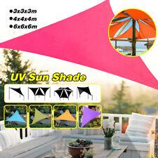 Impermeable Parasol Vela Jardín De Protector Solar Toldo Canopy 98% UV bloque