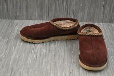 UGG Tasman (5950) Slipper - Men's Size 9 - Burgundy