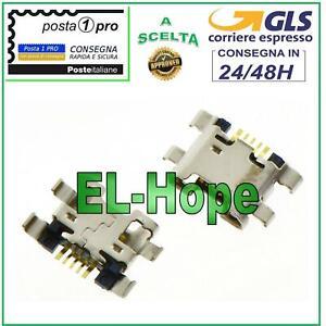 CONNETTORE DI RICARICA PER HUAWEI HONOR 7A 7X 7C 7S 9 10 LITE MICRO USB CARICA