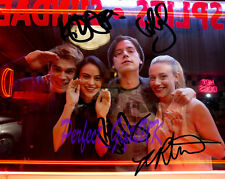 Riverdale TV Cast SIGNED AUTOGRAPHED 10X8 REPRO PHOTO PRINT