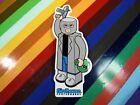 vtg 1990s 2000s Birdhouse skateboard sticker - Ape OG Lego Beer Label series'