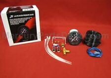 New OEM Mercury 2-30 PSI Water Pressure Analog Gauge Kit - 79-895288A03 Black