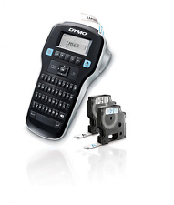 DYMO LabelManager 160 Handheld Label Maker with 2 extra rolls of D1 Labeling Tap