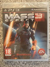 MASS EFFECT 3 per PAL PS3 (nuovo e sigillato)