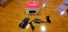 Canon HD Camcorder VIXIA HF R600 - NEW Battery and NEW Adapter