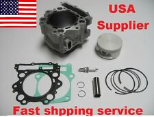 YAMAHA RAPTOR660 686CC 102MM BIG BORE CYLINDER PISTON GASKET KIT SET Fit 2001-05