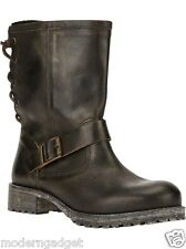 JEFFREY CAMPBELL VEGAS BIKER WOMEN BOOTS.  SOLD OUT!!    EU 39 US 9