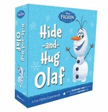 Frozen Hide-and-Hug Olaf: A Fun Family Experience book