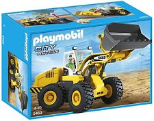 Playmobil 5469 City Action Large Bulldozer Building Blocks Toy Ages 4+ Boys Gift