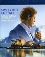 Simply Red: Farewell - Live in Concert at Sydney Opera Ho (REGION A Blu-ray New)