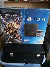 PS4 BOX ONLY DESTINY THE TAKEN KING