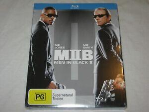 Men In Black 2 - Will Smith - Brand New & Sealed - Region A, B, C - Blu Ray