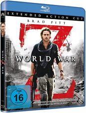 Blu-ray WORLD WAR Z # Brad Pitt ++NEU