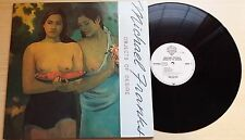 MICHAEL FRANKS - OBJECTS OF DESIRE - LP 33 GIRI + LYRICS INNER SLEEVES - GERMANY