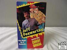 Showtime Comedy Superstars - Jeff Foxworthy: You Might Be A Redneck VHS