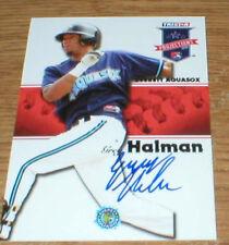 Mariners Greg Halman Autographed Card