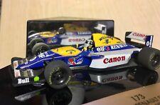 Damon Hill - Williams-Renault FW 15 B - ONYX Modellauto 1:43 - Formel1