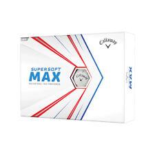 NEW Callaway Supersoft MAX 2021 Golf Balls - Choose Quantity & Color