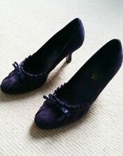 Wear to Work Pumps, Classics Wide (C, D, W) Solid Heels for Women