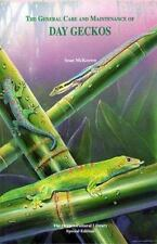 Day Geckos (General Care, Maintenance and Breeding Series)-ExLibrary