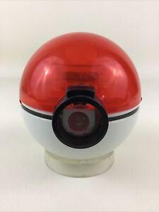 Pokemon Marble Shooter Poke Ball Collector Charizard Vintage 2000 Toy Biz