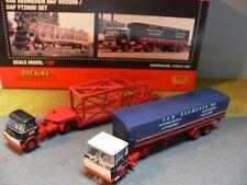1/87 Brekina MAMMOET SET DAF 2600 + DAF 2000 van Seumeren 99264