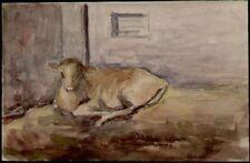 Dessins et lavis du XXe siècle et contemporains animaux pour Art déco