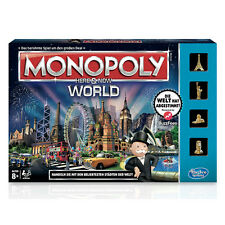 Hasbro B2348100 - Monopoly World