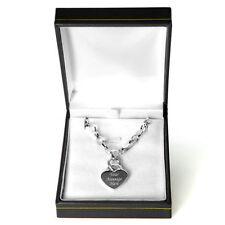 "Chain 8 - 8.49"" Precious Metal Bracelets without Stones"
