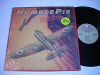 SHRINK Humble Pie On to Victory 1980 Stereo LP VG+