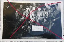 Foto LC 3 x Legion Spanien Offiziere