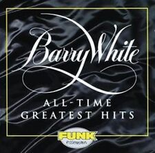 Barry White - All Time Grestest Hits (NEW CD)