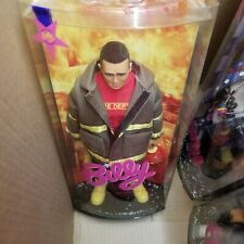 Adult Billy Doll fire fighter